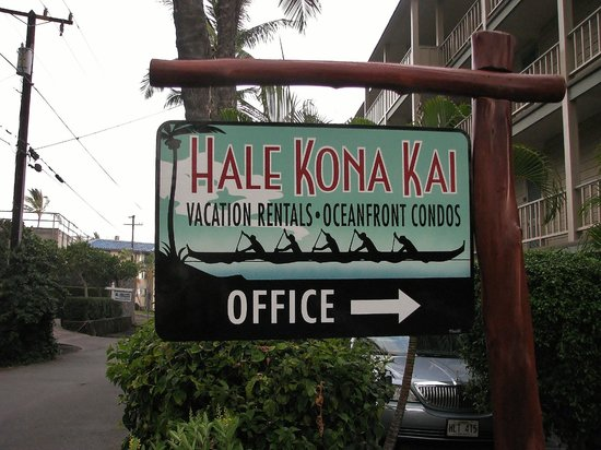 Hale Kona Kai Condominiums:                   You know your here