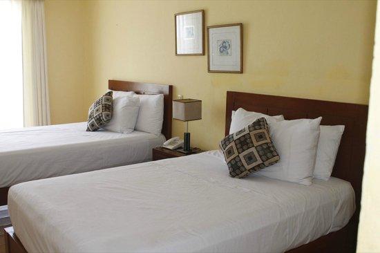 Suites Alcatraces 33: Habitación doble