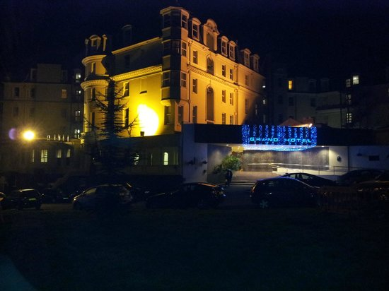 The Grand Hotel:                   grand hotel torquay