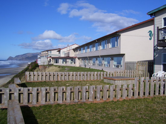 Photo of Sea Horse Oceanfront Lodging Lincoln City