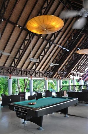 LUX* South Ari Atoll: Senses Bar and Lounge