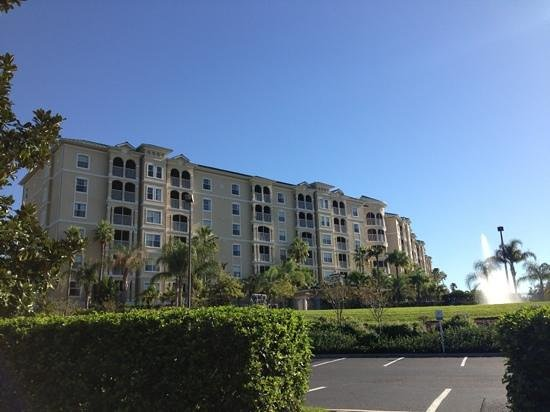 Mystic Dunes Resort & Golf Club:                   buildings