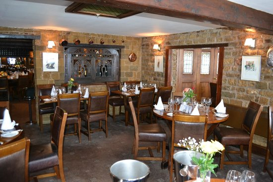 The Butcher's Arms: Dining Room