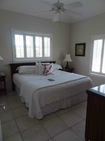 Royal West Indies Resort:                   Our bedroom - super comfy king size bed!