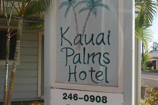 Kauai Palms Hotel:                   Camp Kauai