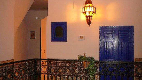 Riad Dar Tiflet : Chambre