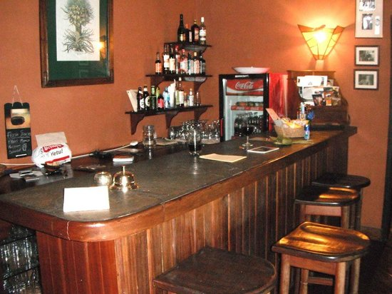 Macushla House:                   Bar