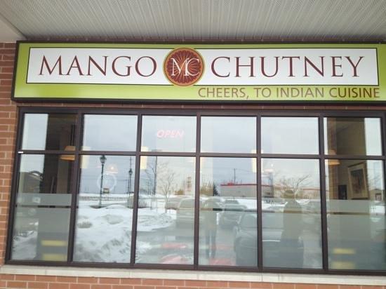 Mango Chutney: Feb 2013