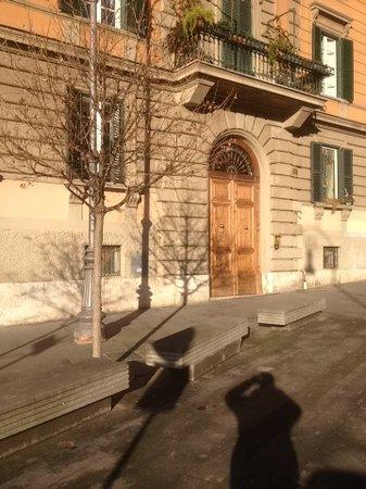 B&B When in Rome : palazzo