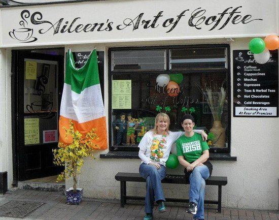 Aileen's Art of Coffee: St Patricks Day 2012
