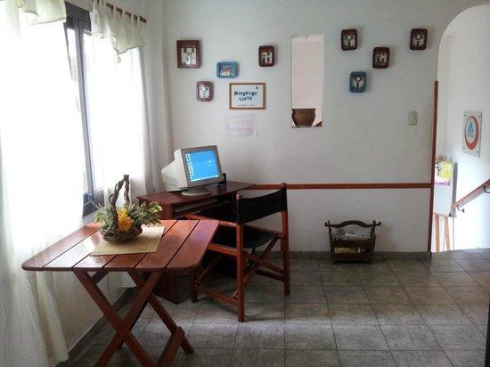 Carlos Paz Hostel:                   pc para todos