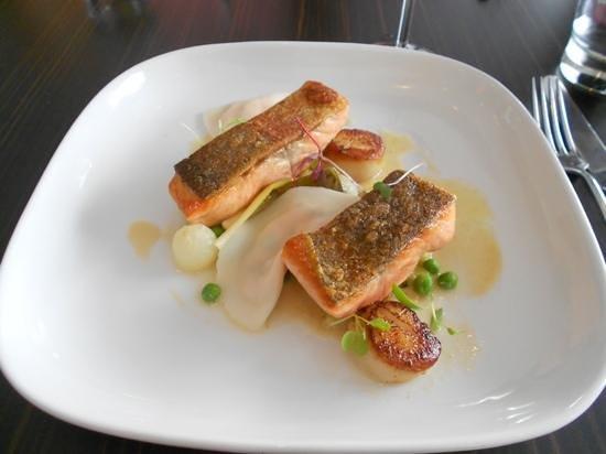 RockSalt Modern Dining :                   Sea trout excellent dish
