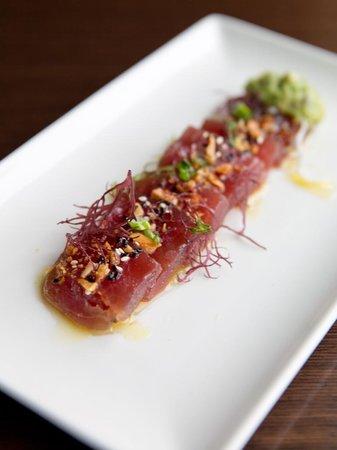 Paramour at Wayne Hotel: Market Tuna Crudo