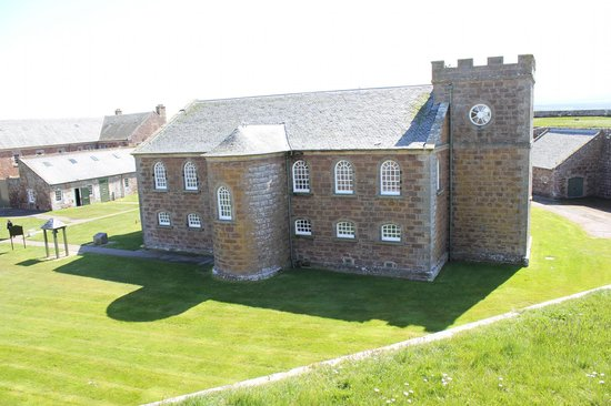 The Highlanders' Museum (Queen's Own Highlanders Collection): Chapelle