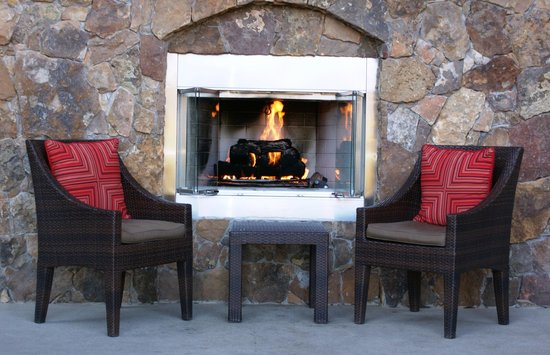 Waldorf Astoria Park City:                   A lot of little romantic spots throughout the property, also a firepit
