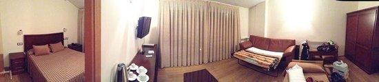 Hotel Obaga Blanca: panoramica de la suite