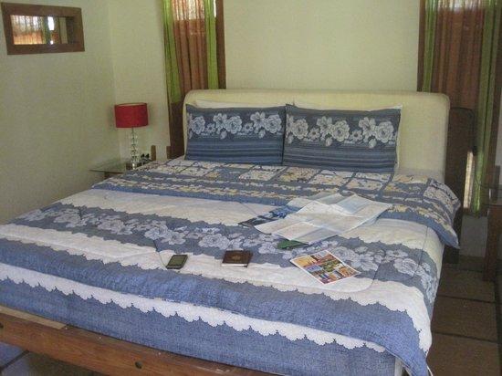 Gims Resort :                   bungalow très confortable