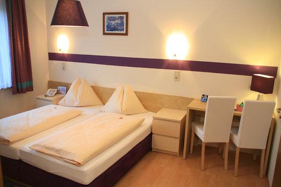 Hotel Zlami: Jedes Zimmer hat einen eigenen Flair und eine eigene Farbe.