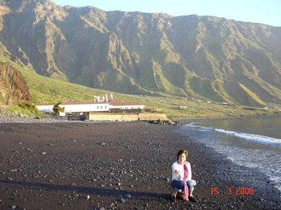 Parador Hotel El Hierro:                   Playa