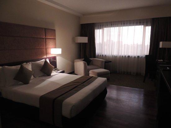Cinnamon Lakeside Colombo:                   غرفة النوم