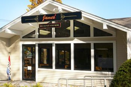 James' Breakfast and More:                                     James' Roadside Cafe