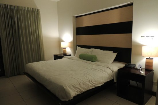 Villas Sol Hotel & Beach Resort: The bedroom
