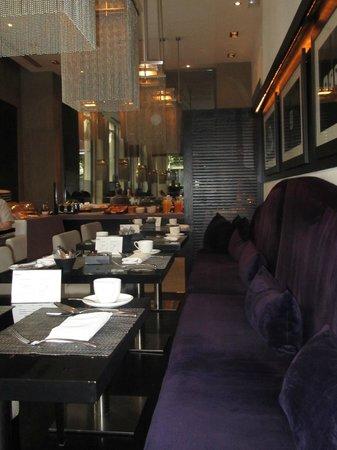 Hotel Murmuri Barcelona: Dining Room