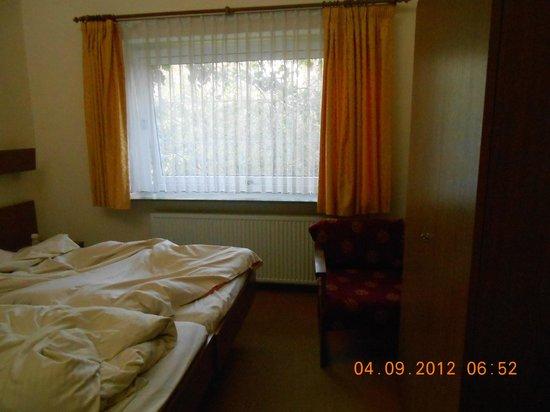 Zur alten Schmiede:                   Room