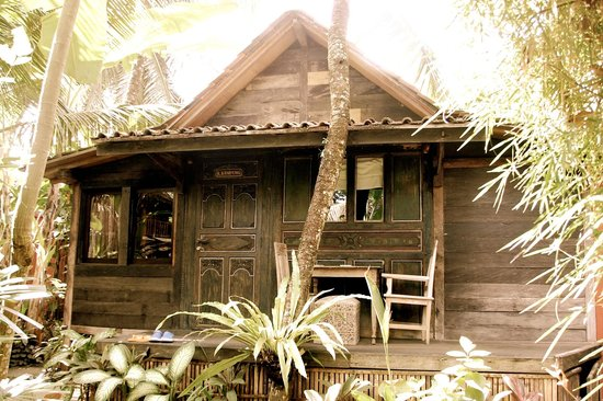 Desa Sanctuary, The Village:                   3 Personen Haus Ruma Kampung