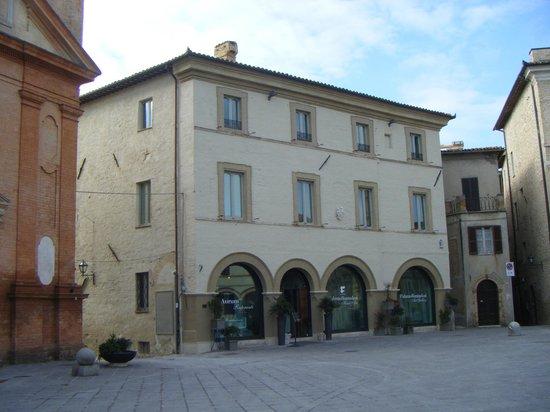 Palazzo Bontadosi Hotel & Spa:                                     Il Palazzo