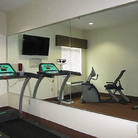 American Inn Madill : Exercise Gym