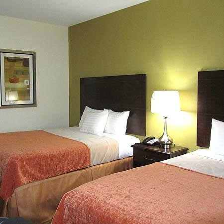 American Inn Madill : Double Room