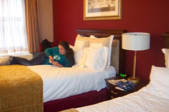 The Roosevelt Hotel:                   Habitación Standart