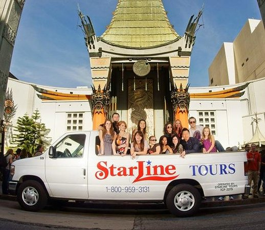 Today, I played tourist. I took the Starline tour bus around Hollywood, Bel Air, Beverly Hills and it was a full 2 hours with Alan, our driver.5/10(31).