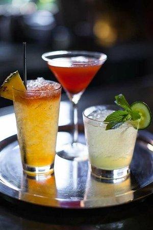 Cocktails at WEST Kitchen & Tavern