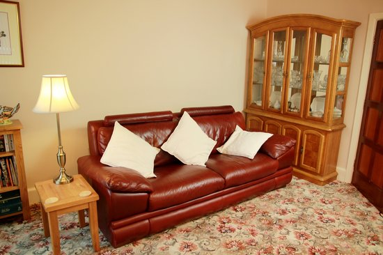 Capernwray House: Guests lounge