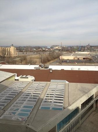 Crowne Plaza Hotel Louisville-Airport KY Expo Center : another good view