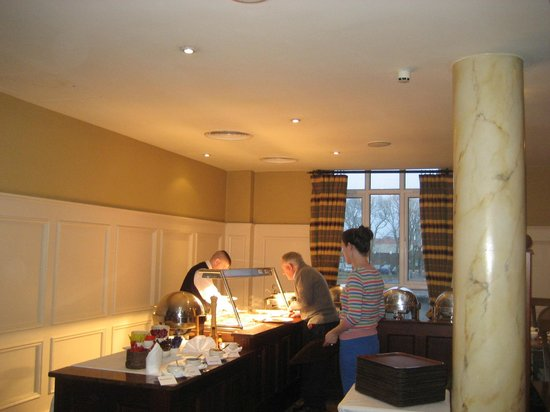Galway Bay Hotel: The Buffet