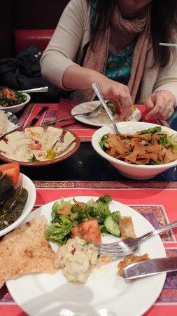 Maroush Express: yum yum