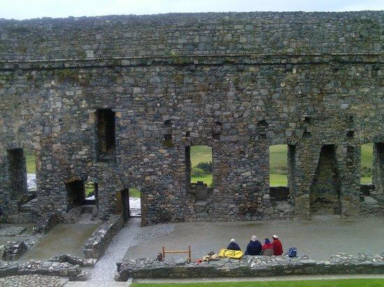 Harlech Castle: Impresionante estructura