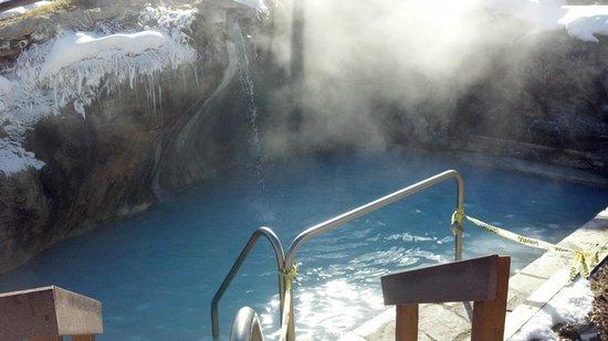 Hot Sulphur Springs Resort & Spa:                   Ute Cave Pool - very nice.