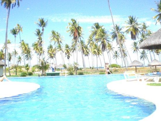 إيبيروستار برايا لا فورت أول إنكلوسيف:                   piscina                 
