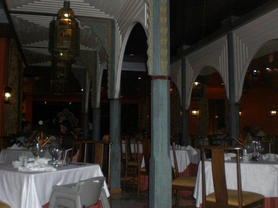 Iberostar Praia do Forte:                   Restaurante Oriental