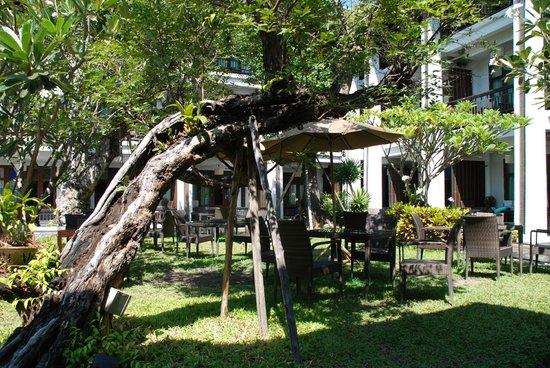 De Lanna Hotel, Chiang Mai: Garden