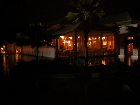 Iberostar Praia do Forte:                   Vista do restaurante