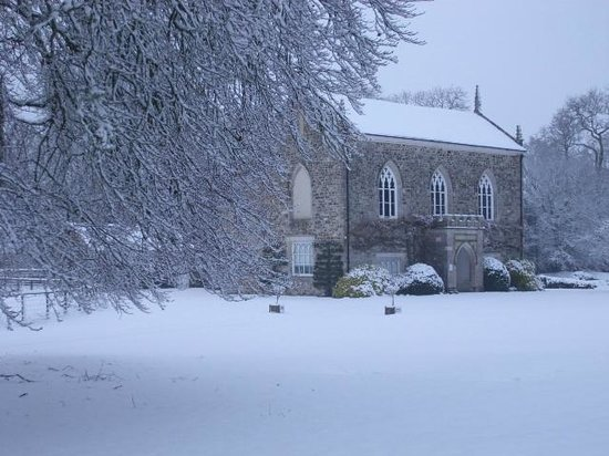 Bindon abbey january 2013 picture of bindon abbey for Absolute bliss salon and retreat