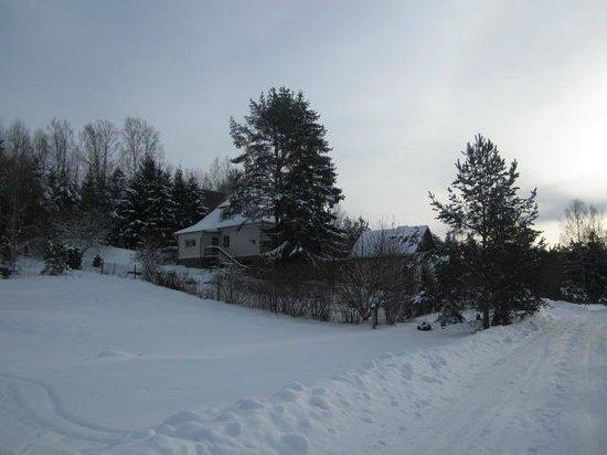 Villa Ottilia:                   A quiet and beautiful location...