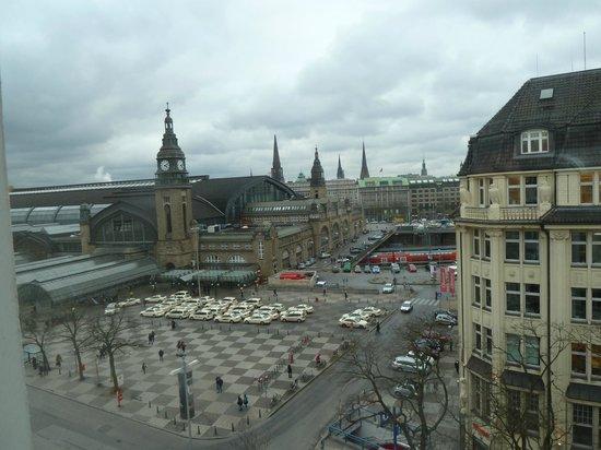 Novum Hotel Continental Hamburg Hauptbahnhof:                   Hauptbahnhof
