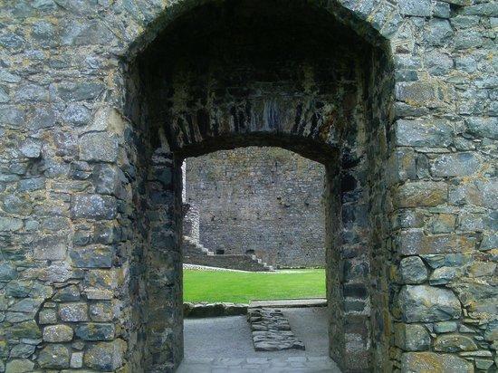 Harlech Castle: Un autentico castillo medieval