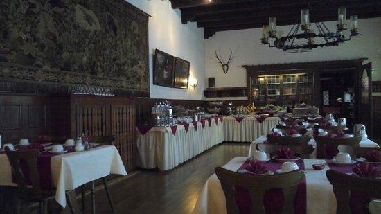 Hotel Goldene Krone: Frühstücksbuffet
